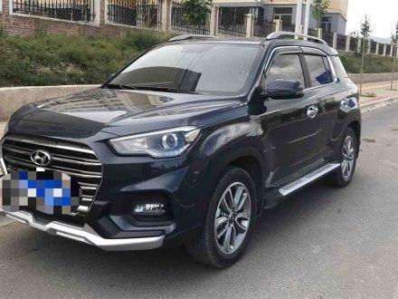 北京现代ix35 2019款 2.0L 自动两驱智勇・畅享版