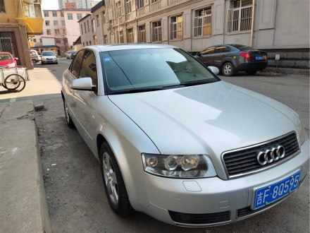 �W迪A4 2005款 2.4L 舒�m型