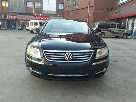 辉腾 2009款 3.6L V6 5座加长豪华版