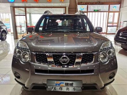 奇�E 2012款 2.5L CVT豪�A版 4WD
