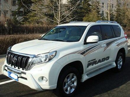 普拉多 2016款 2.7L 自动豪华版
