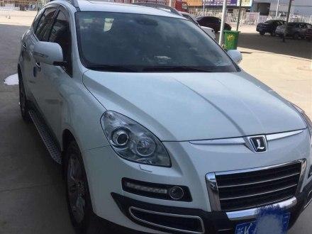 大7 SUV 2012款 锋芒限量版 2.2T 四驱旗舰型