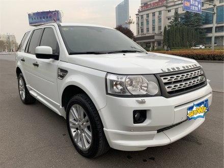 神行者2 2012款 2.2T SD4 HSE柴油版