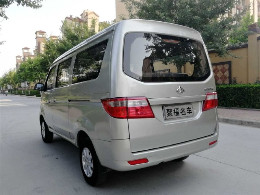 济南长安商用 金牛星 2011款 1.3L精英型