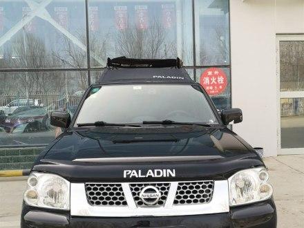 帕拉丁 2013款 2.4L 四�舒�m型