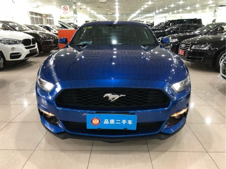 Mustang 2018款 2.3L EcoBoost