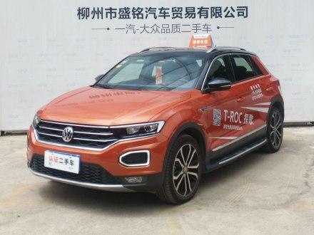 T-ROC探歌 2019款 280TSI DSG四�豪�A型 ��V