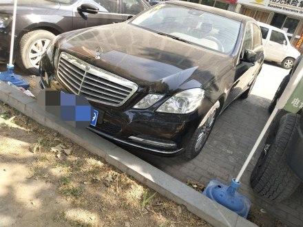 奔�YE� 2011款 E 300 L �r尚尊�F型