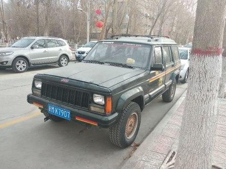 北京JEEP 2004款 2.5L 4X4
