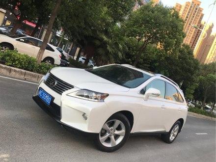 雷克萨斯RX经典 2012款 270 豪华版