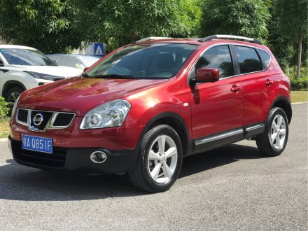 逍客 2011款 2.0XV 雷 CVT 2WD