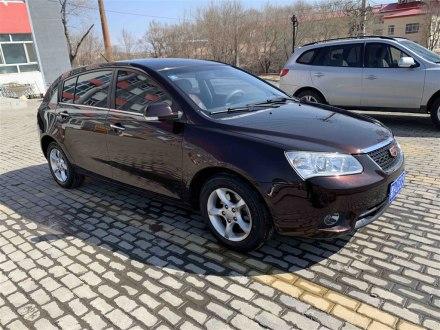 经典帝豪 2012款 两厢 1.5L 手动舒适型