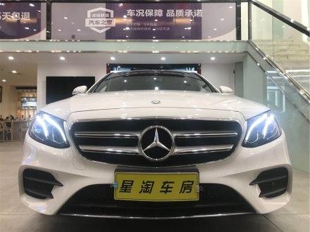 奔�YE� 2016款 E 300 L �\��r尚型