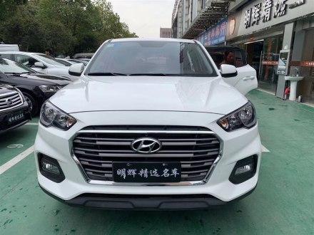北京现代ix35 2018款 2.0L 自动两驱智勇・畅质版