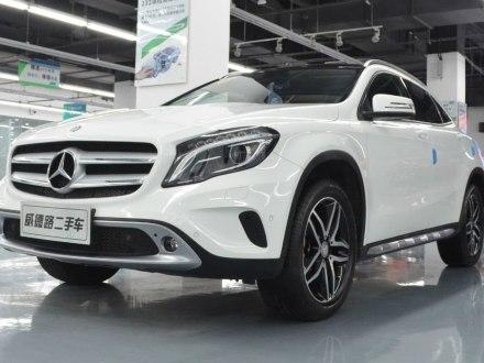 奔�YGLA 2015款 GLA 200 �r尚型