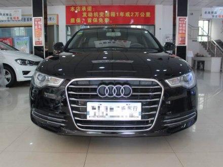 �W迪A6L 2012款 30 FSI 舒�m型