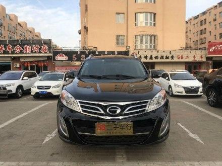 传祺GS5 2012款 2.0L 自动两驱尊贵版