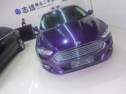 蒙迪欧 2013款 2.0L GTDi200豪华型