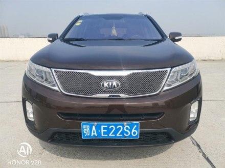 索兰托 2013款 2.2T 5座柴油豪华版