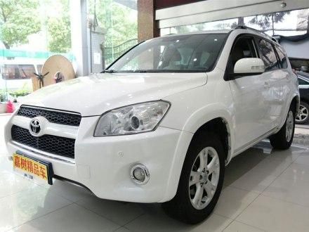 RAV4荣放 2012款 炫装版 2.4L 自动四驱豪华
