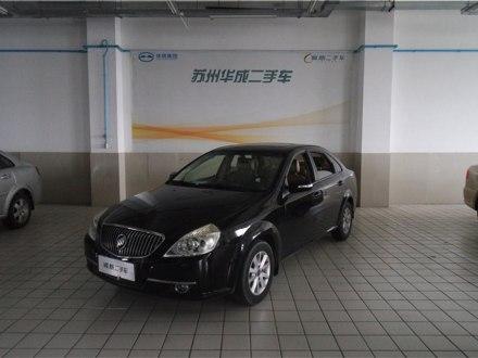 �P越 2011款 1.6LX-MT