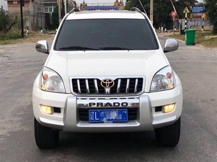 普拉多 2006款 4.0L 自��VX NAVI版