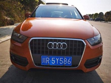 �W迪Q3 2015款 30 TFSI �M取型