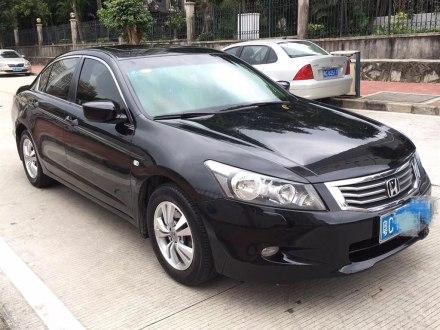 雅阁 2010款 2.0L EX Navi
