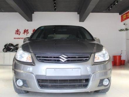 天语 SX4 2008款 三厢 1.6L 自动精英型