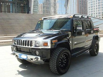 悍马H2 2008款 6.2 AT