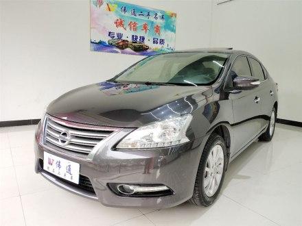 轩逸 2012款 1.8XL CVT豪华版