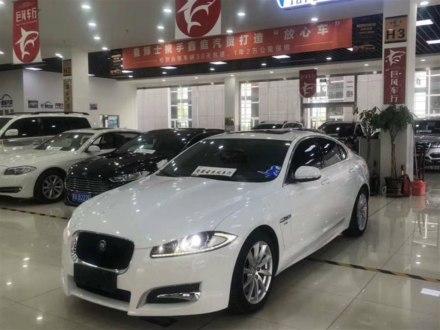 捷豹XF 2013款 XF 3.0 SC 豪华版