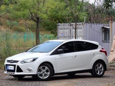 福克斯 2012款 两厢 1.6L 自动风尚型