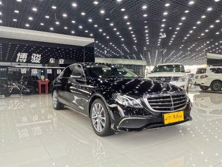 奔驰E级 2018款 改款 E 300 L 时尚型