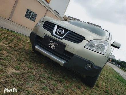 逍客 2010款 20X雷 CVT 2WD