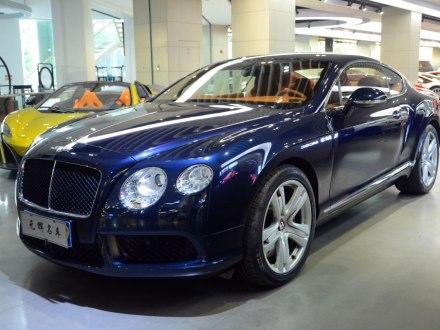 欧陆 2015款 4.0T GT V8 标准版