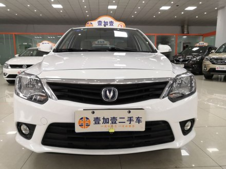 悦翔V3 2015款 1.4L 手动温馨型 国IV