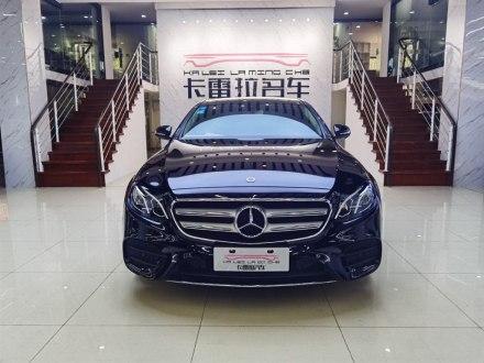奔�YE� 2019款 改款 E 300 L �\�雍廊A型