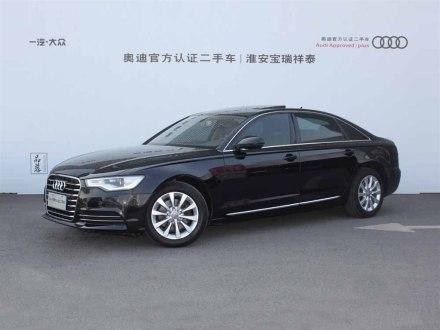 奥迪A6L 2012款 30 FSI 豪华型