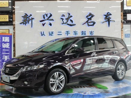 奥德赛 2011款 劲秀 2.4L 豪华版