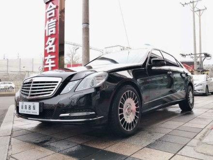 奔�YE� 2012款 E 300 L ��雅型