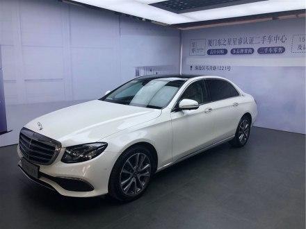 奔�YE� 2018款 改款 E 300 L 豪�A型