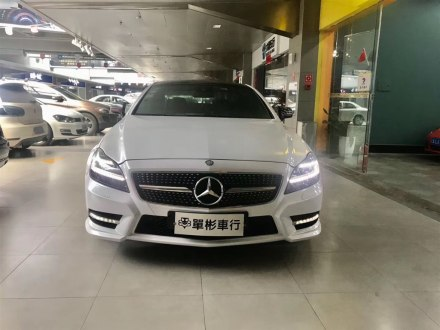 奔�YCLS� 2012款 CLS 350 CGI
