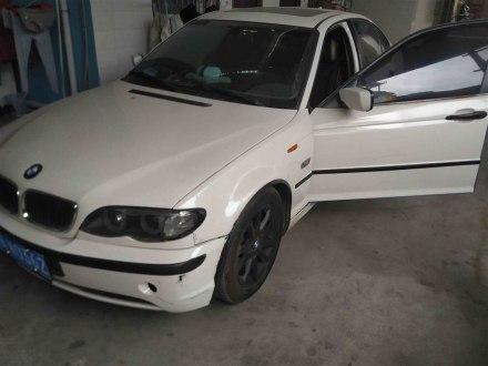 宝马3系 2004款 318i