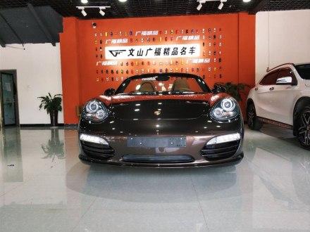 Boxster 2011款 Boxster Black Edition 2.9L