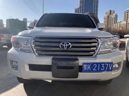 兰德酷路泽(进口) 2015款 4.6L V8 中东限量版