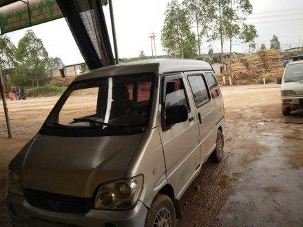 五菱之光 2010款 1.2L新版标准型I短车身LAQ