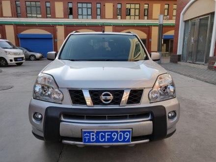 奇骏 2010款 2.0L CVT舒适版 4WD