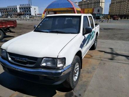 五十铃皮卡 2009款 2.5L四驱 基本型厢车4ZE3-MPI