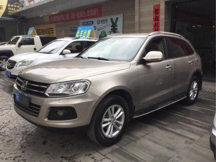 众泰T600 2014款 1.5T 手动精英型